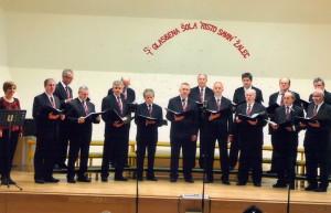 Zaključni koncert MPZ Petrovče @ Glasbena šola Risto Savin Žalec