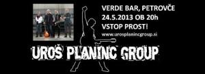 Koncert Uroš Planinc Group @ Verde bar Petrovče | Petrovče | Žalec | Slovenija