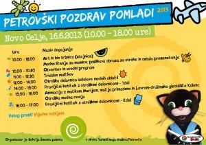 PETROVŠKI POZDRAV POMLADI @ Dvorec Novo Celje   Petrovče   Žalec   Slovenija